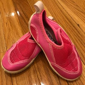 Speedo Swim - Swim toddler girl shoes Size 7/8